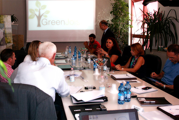 Reunión de arranque GreenJoist