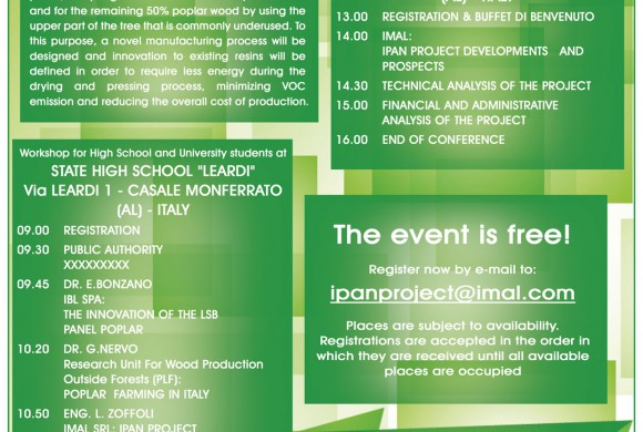 IPAN Final Conference
