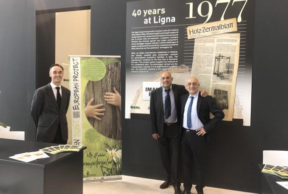Gran éxito por la Conferencia @Ligna 2017