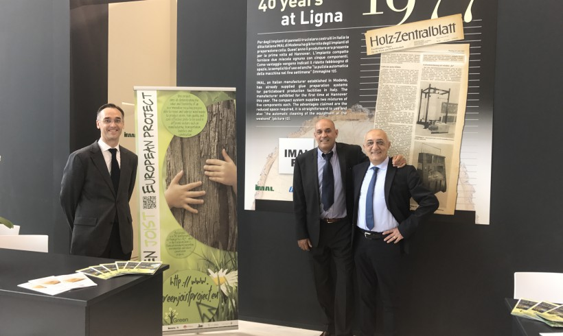Great success for the Conference @Ligna 2017