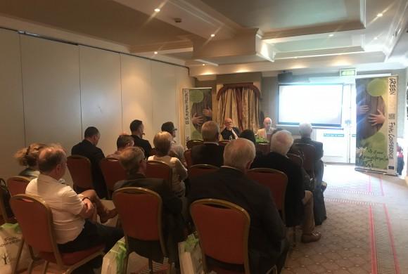 GreenJoist Conferencia final en Irlanda