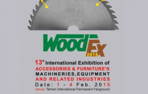 GREENJOIST @WOODEX 2015 - Iran